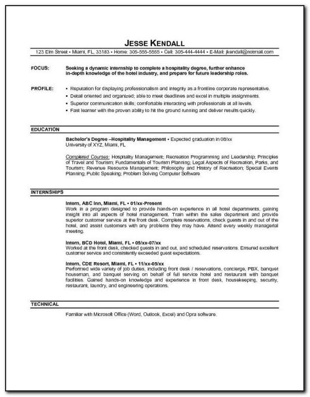 Resume Examples Law Enforcement Entry Level
