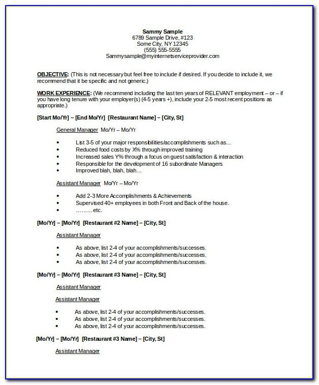 Resume Examples Pharmacy Assistant