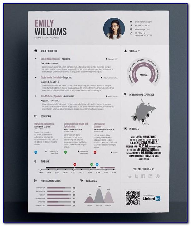 Resume Format Word Download Free