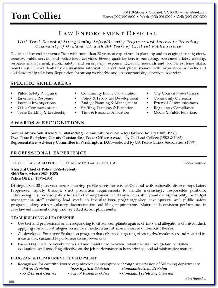 Resume Nursing Template Free