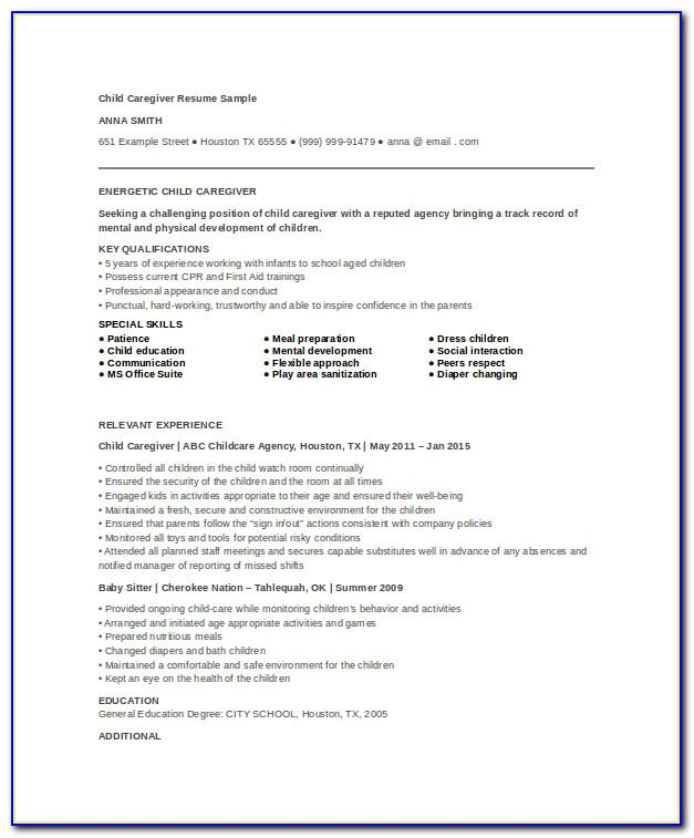 Resume Objective Examples For College Application