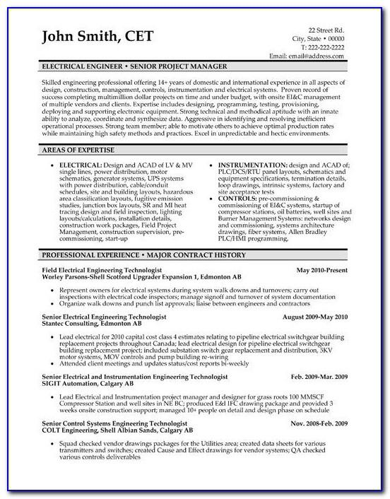 Resume Samples For College Students Free Download