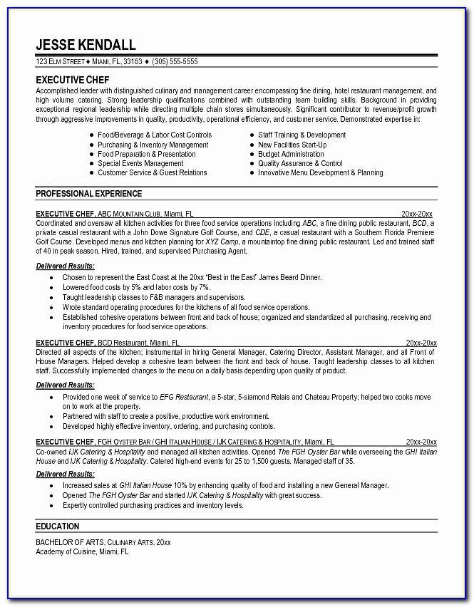 Resume Samples Word 2010