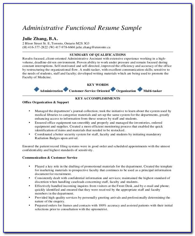 Resume Template For Junior Mechanical Engineer