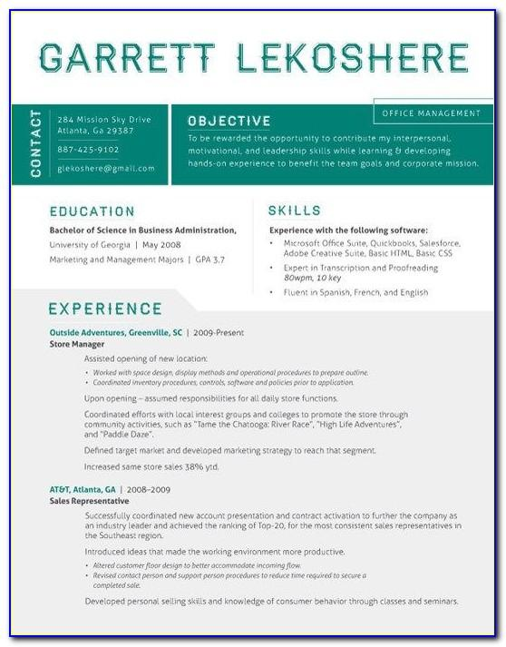 Resume Template For Teenager Australia