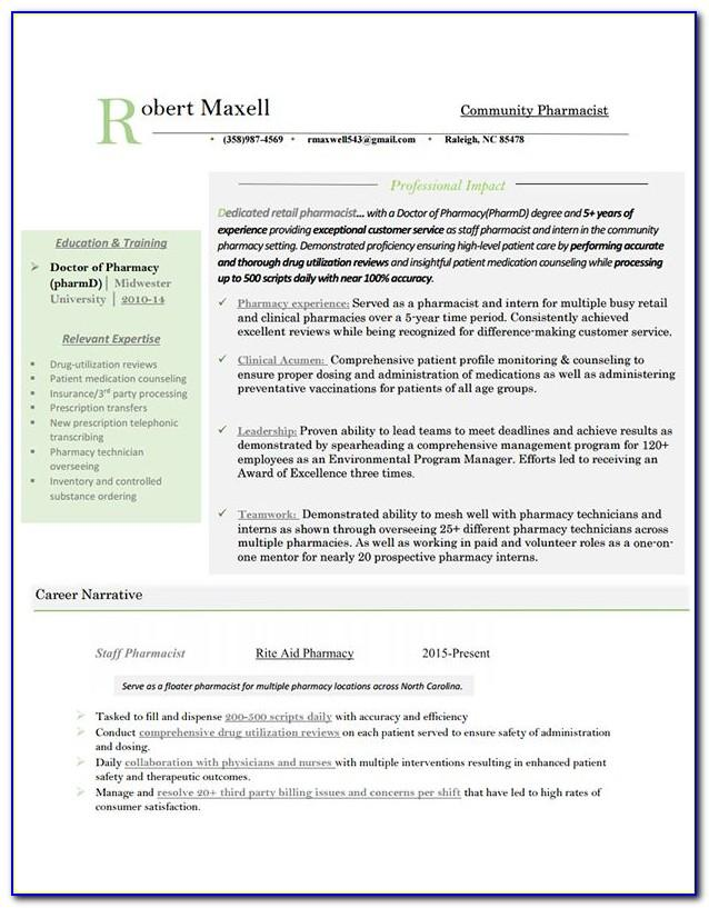 Resume Templates For Apple Mac