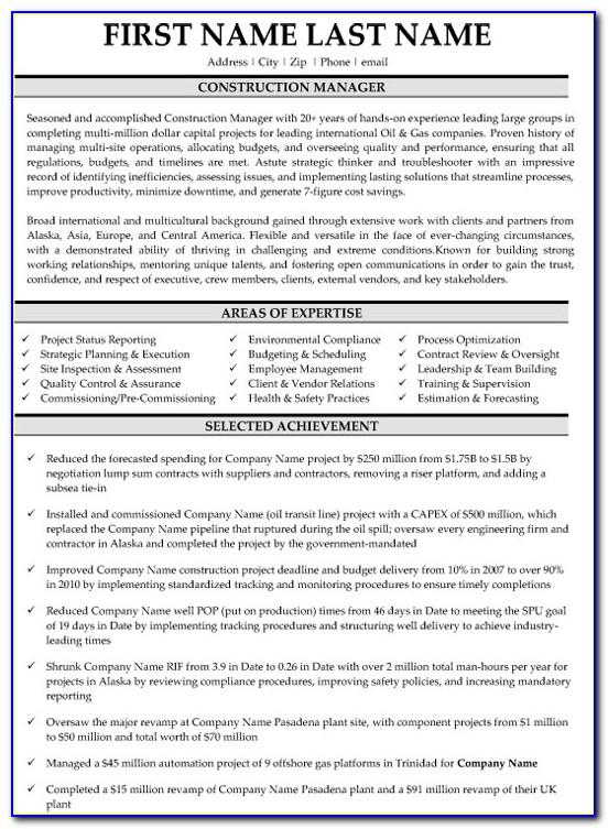 Resume Templates For College Scholarships