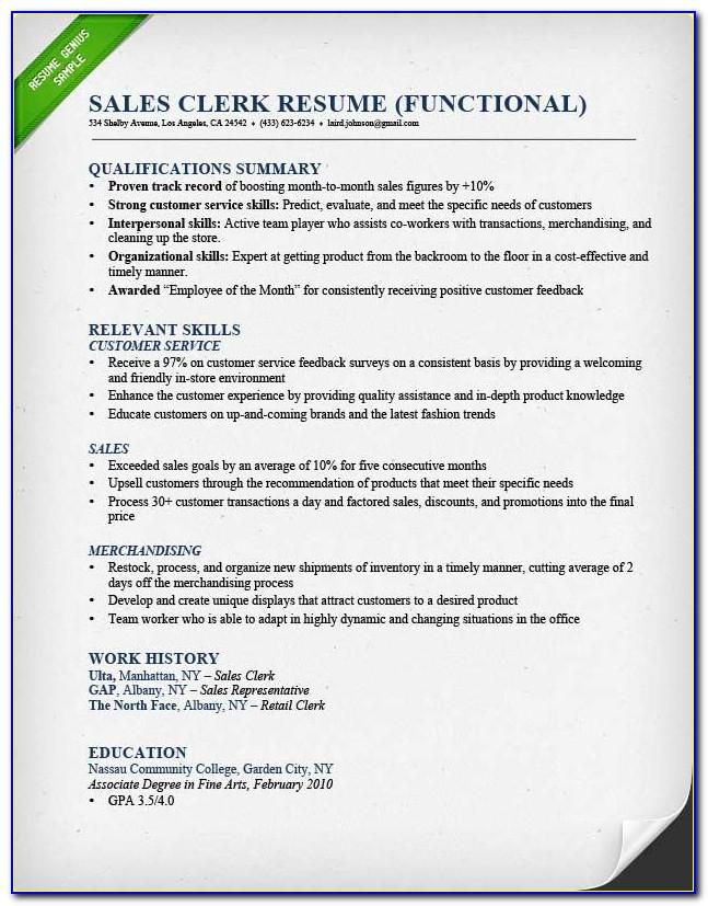 Resume Templates For Medical Receptionist