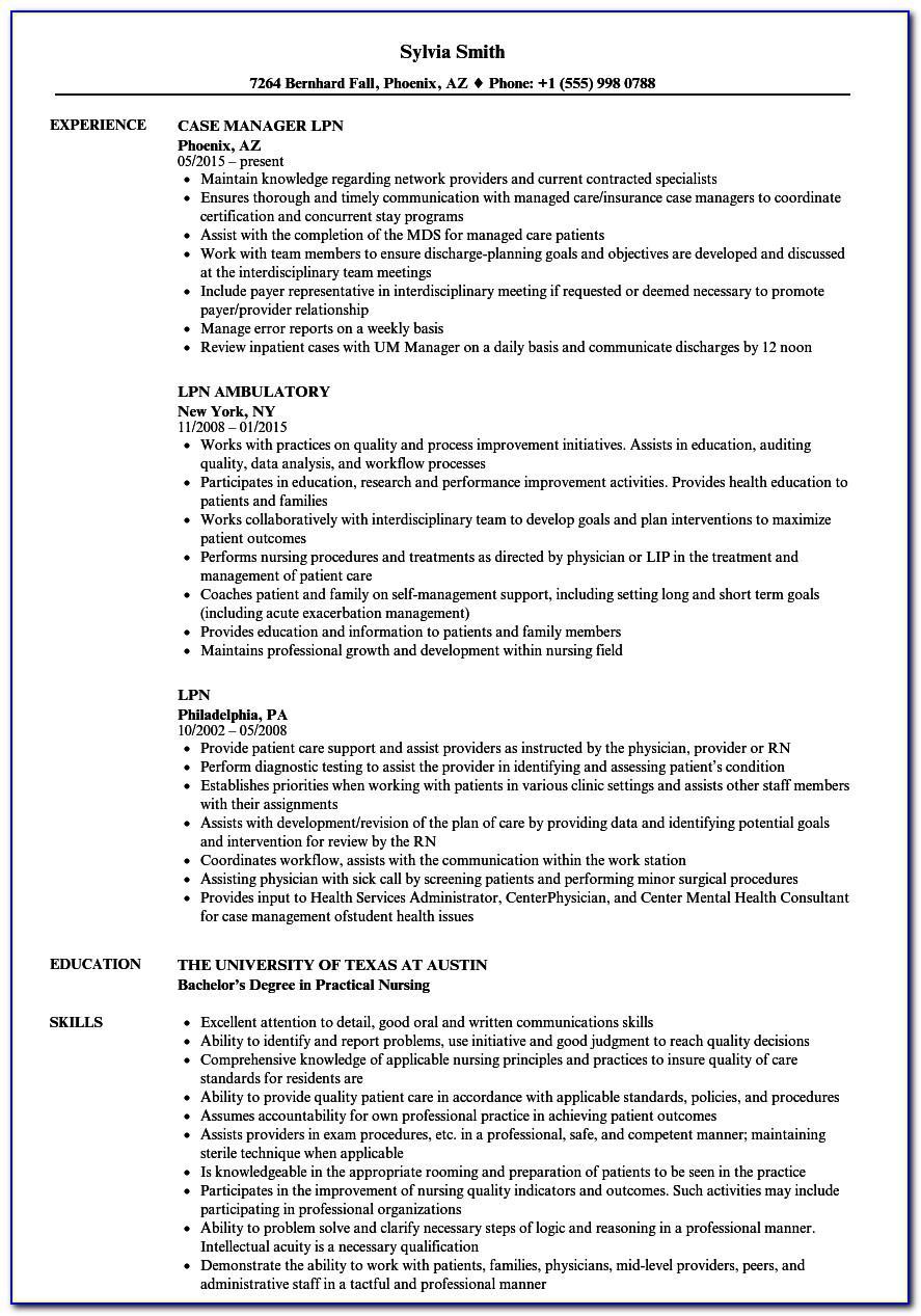 Resume Templates For Microsoft Word Mac