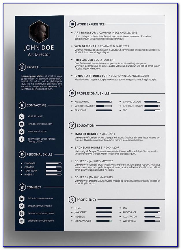 Resume Templates Microsoft Word 2010