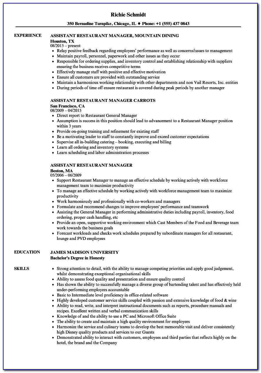 Sample Resume For Registered Nurse In Australia