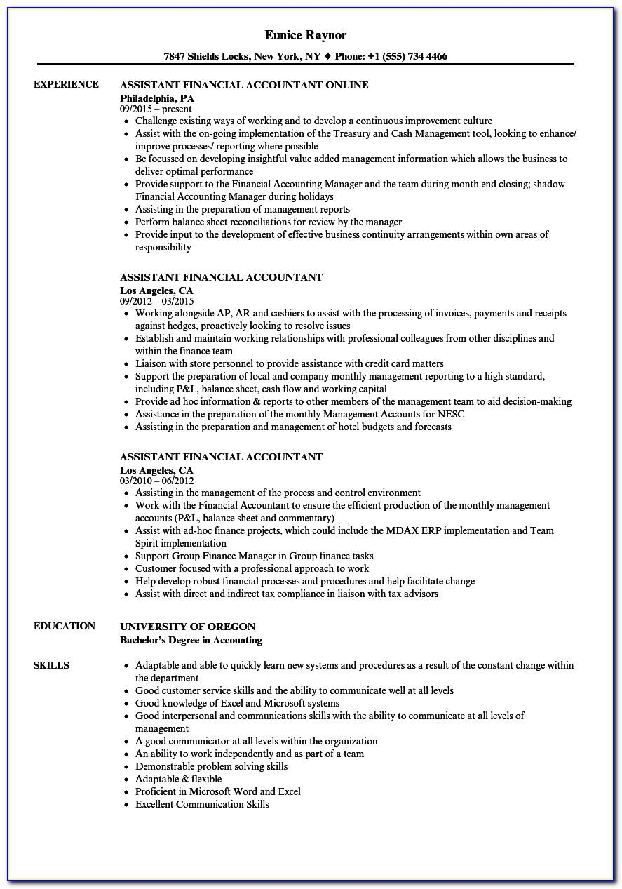 Sample Resume Microsoft Word 2010