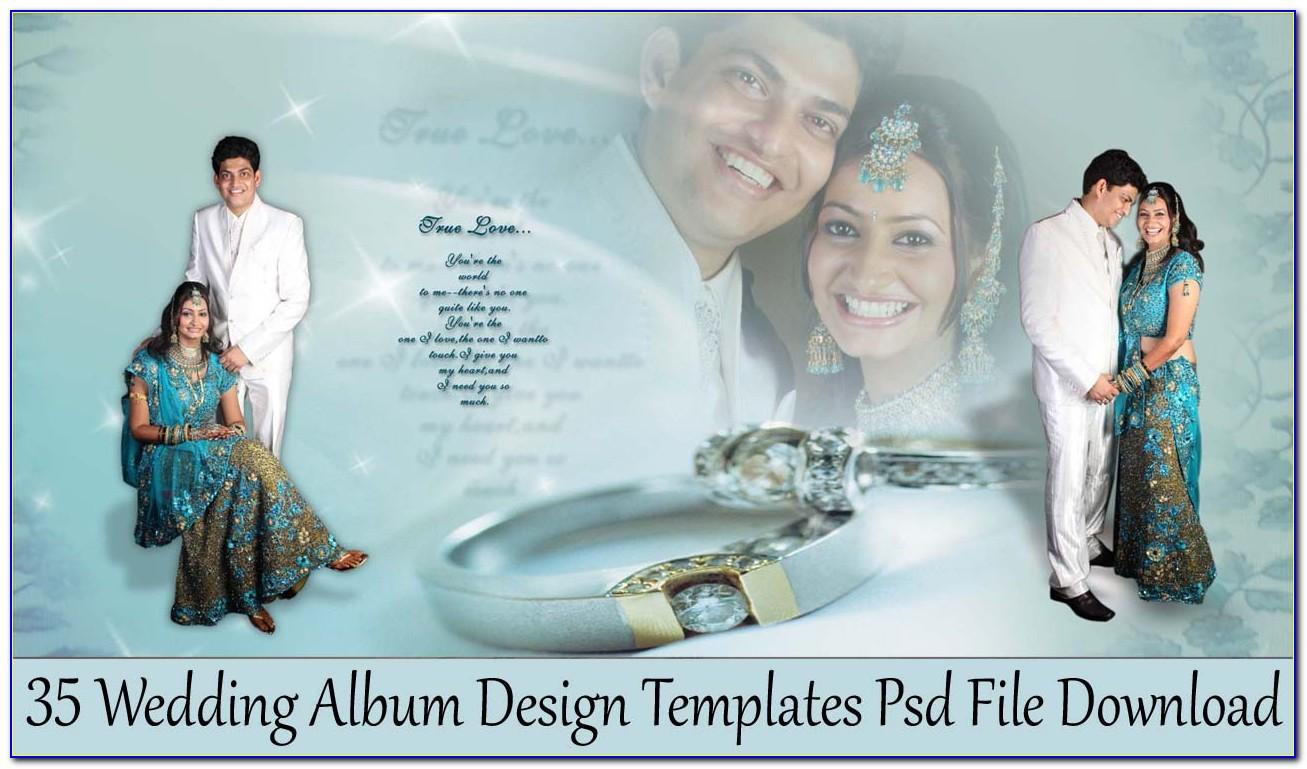 Album Psd Templates For Photographers