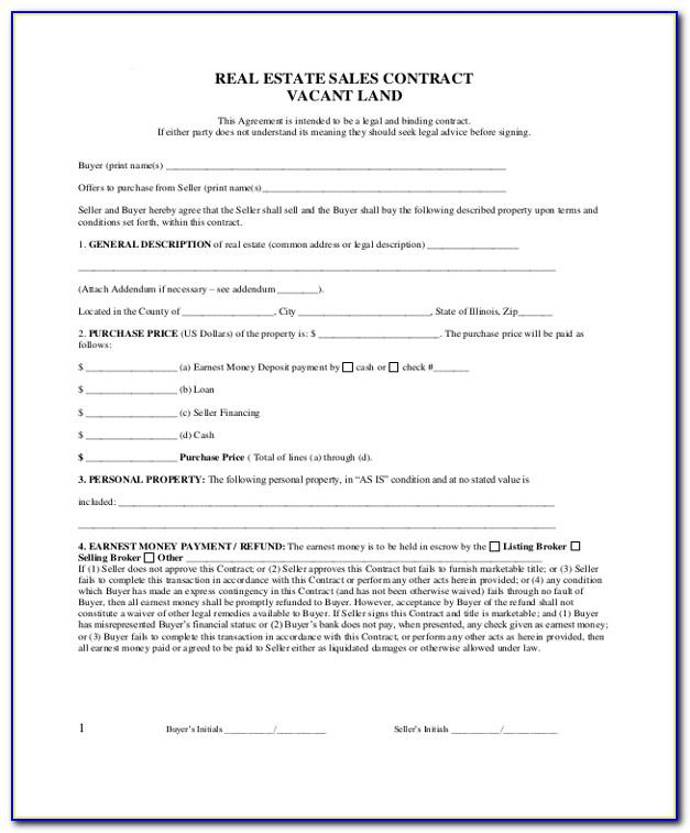 Commercial Real Estate Contract Forms Texas
