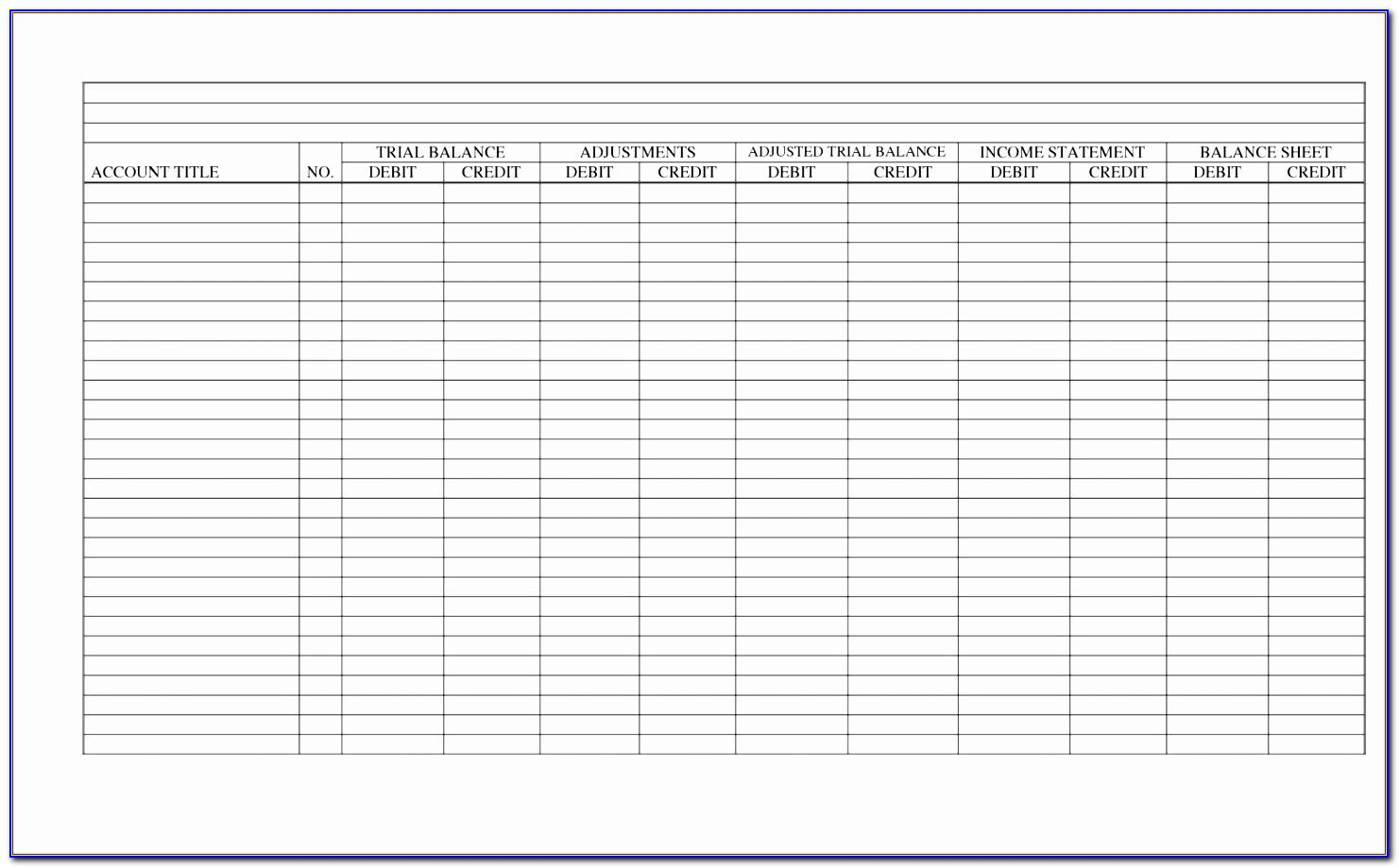 Detailed Project Report Format Excel