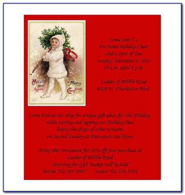 Free Christmas Newsletter Template Publisher