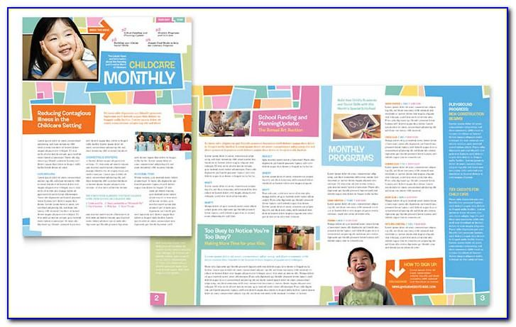 Free Microsoft Publisher Templates For Newsletters