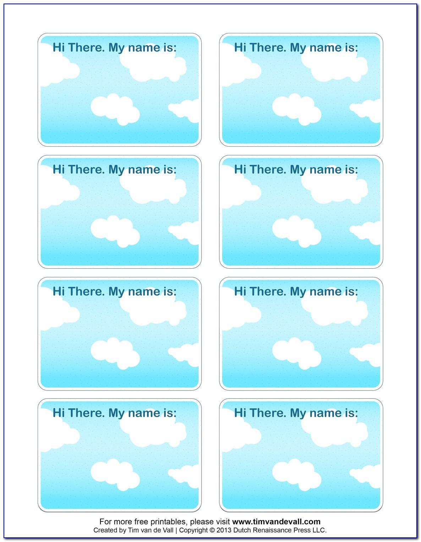 Free Printable Newsletter Templates For Kindergarten