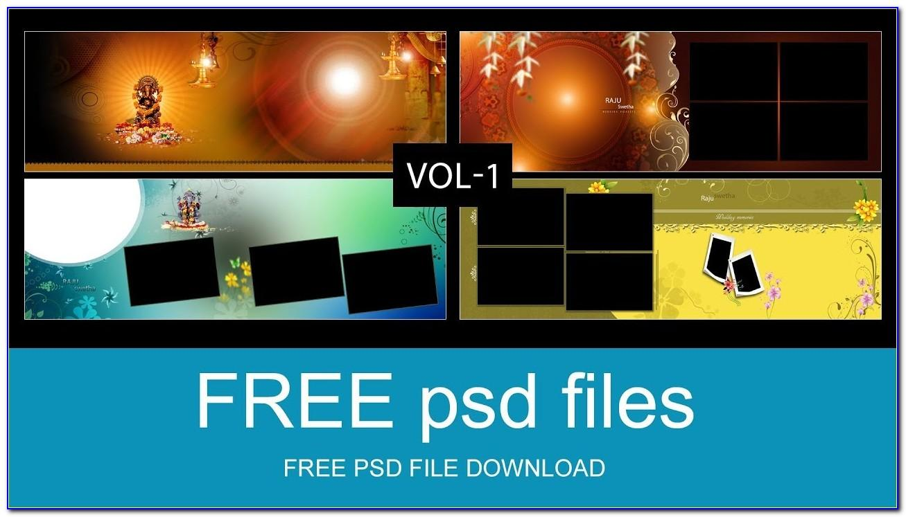 Photography Psd Templates Free Download