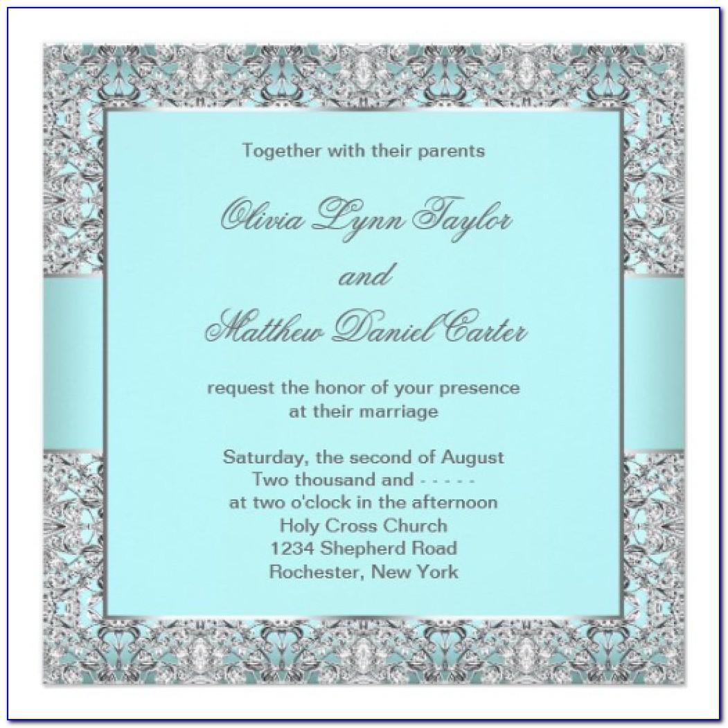 Printable Invitation Templates Uk