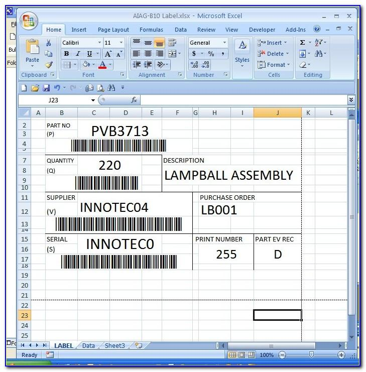 Printing Avery Labels Template 5162