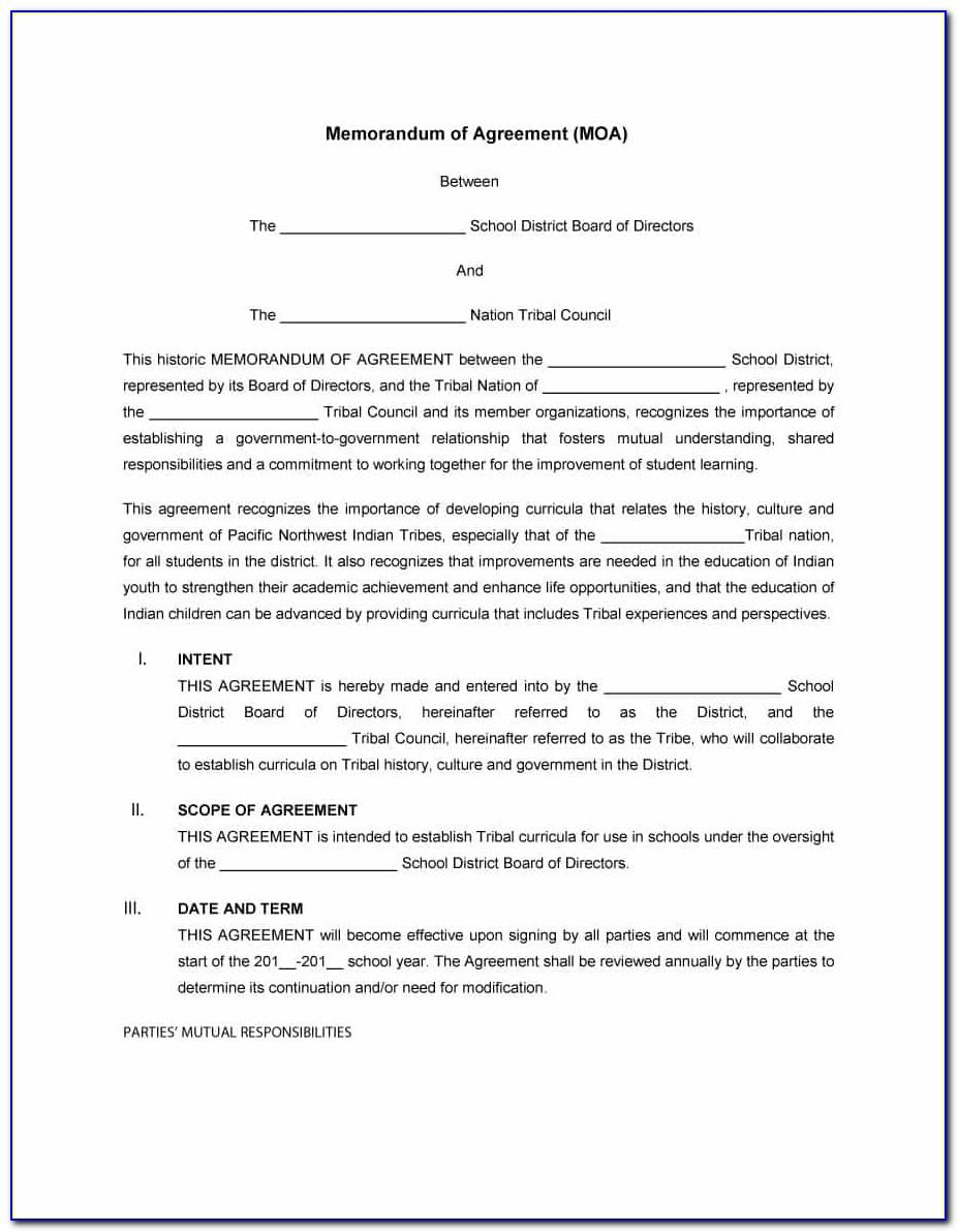 Private Placement Agreement Template