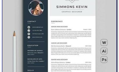 Professional Curriculum Vitae Format Free Download