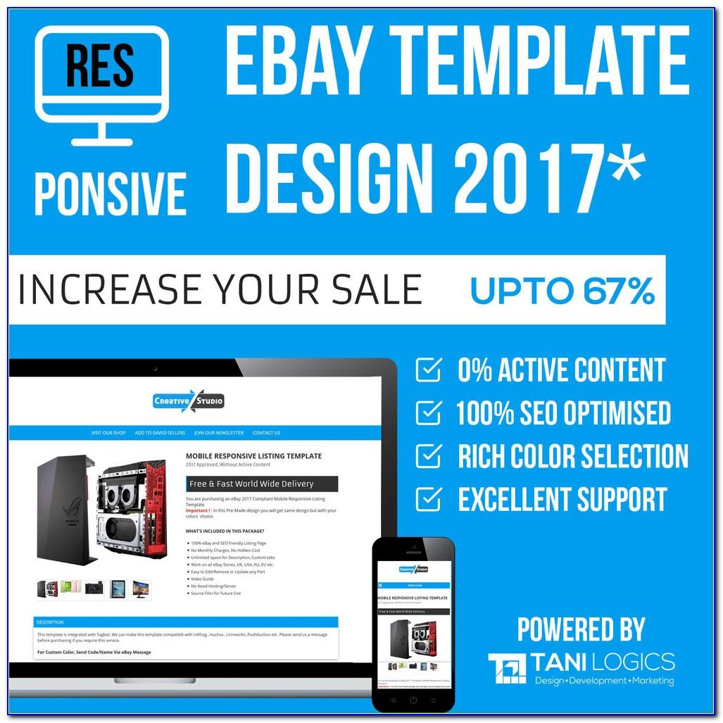 Professional Ebay Templates Html