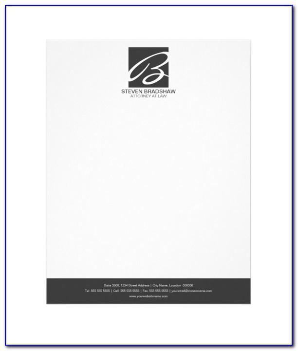 Professional Letterhead Templates Word Free