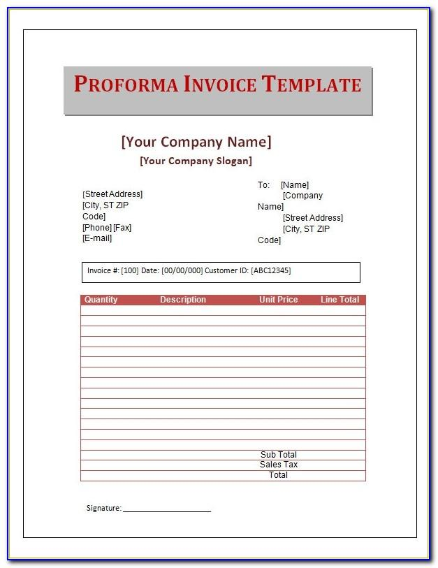 Program Booklet Template Word