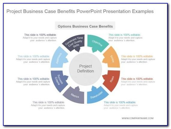 Project Business Case Example Ppt