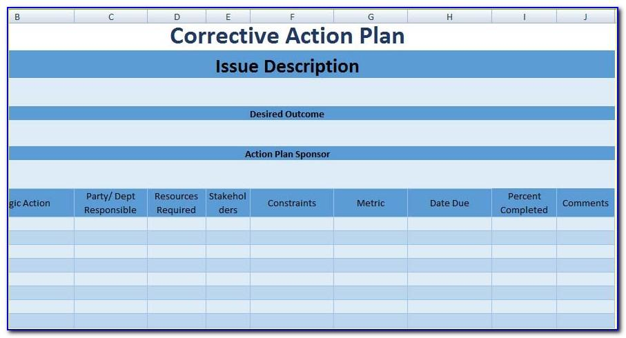 Project Onboarding Checklist Template