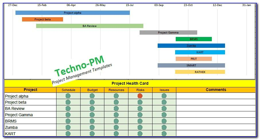 Project Planning Worksheet Template