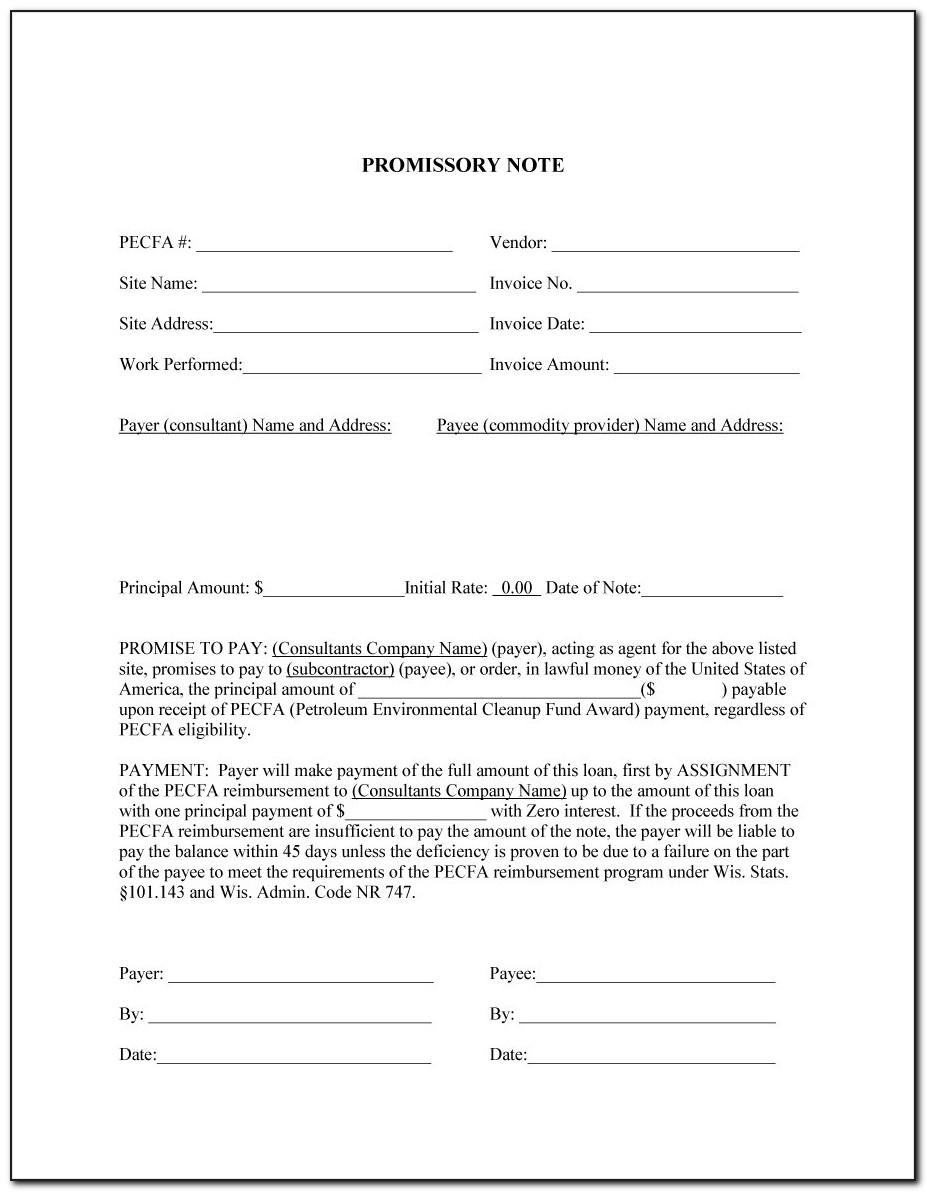 Promissory Note Format Indian Law Pdf Download