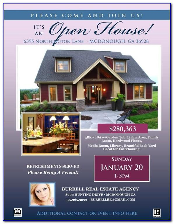 Property Flyer Template Free