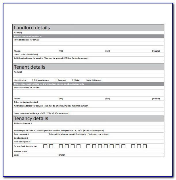 Property Inspection Template Free