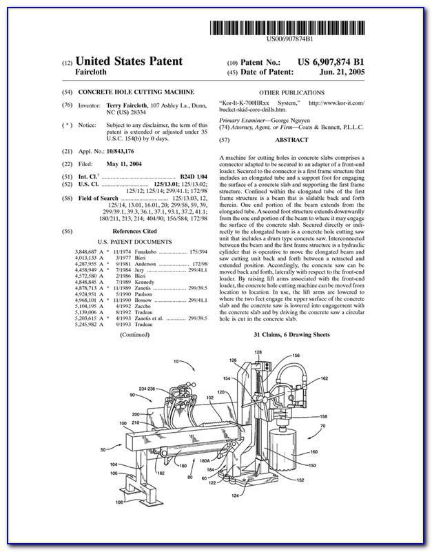 Provisional Patent Application Search Uspto