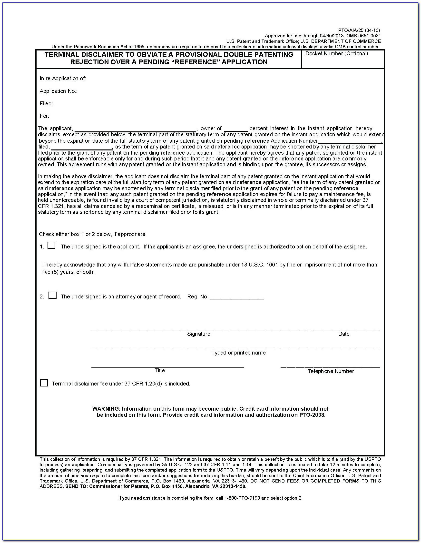 Provisional Patent Template Uk