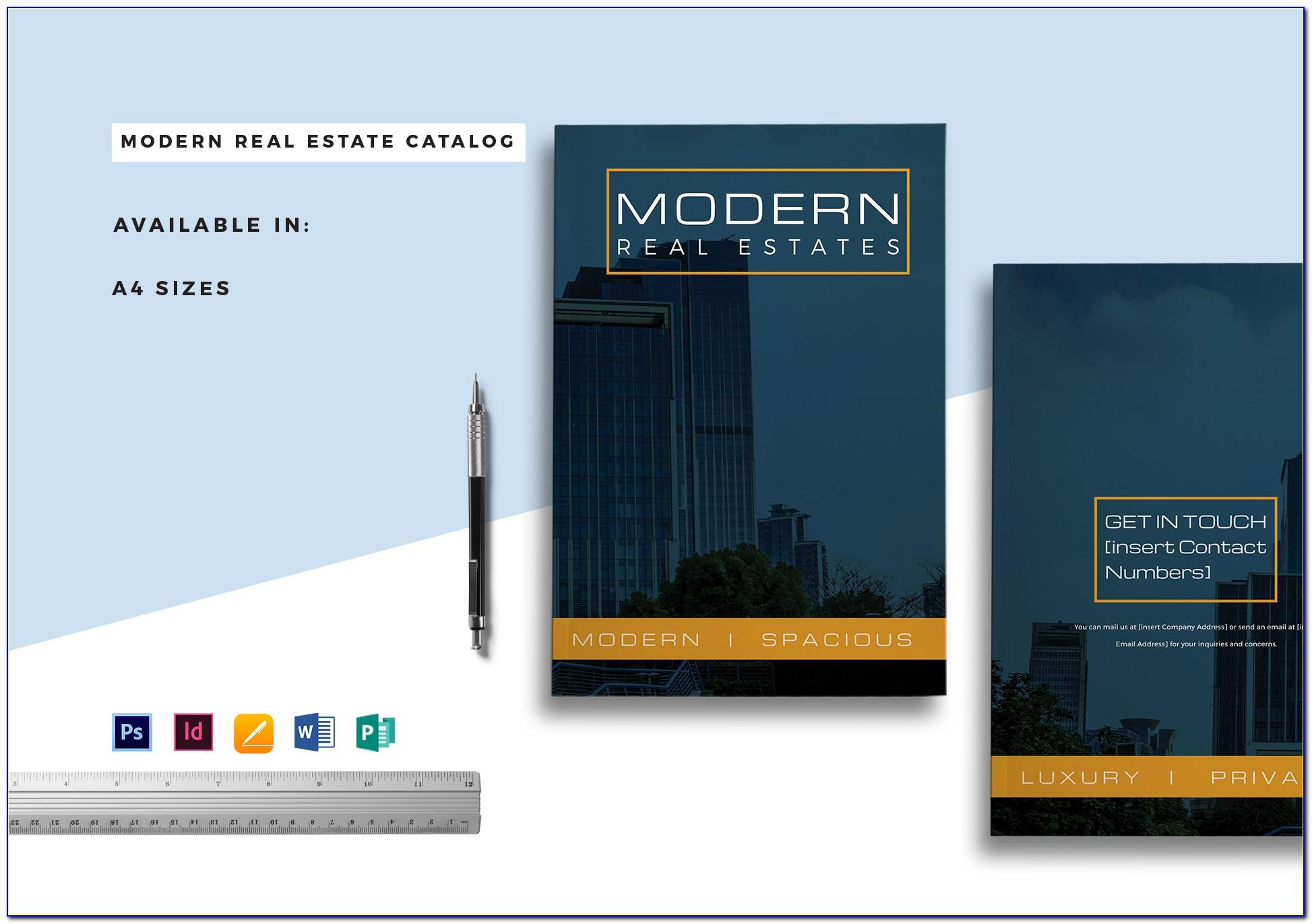 Publisher Brochure Templates 2010