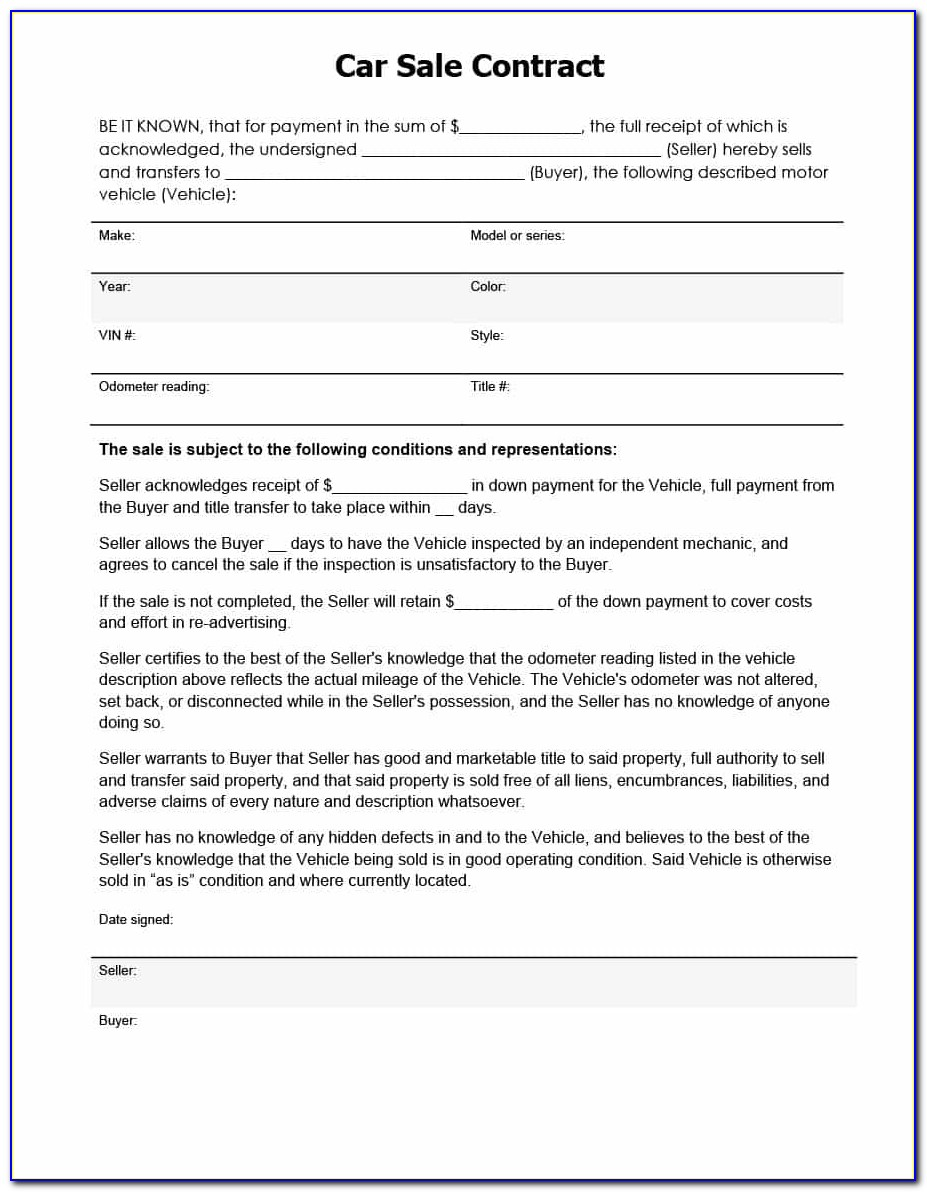 Puppy Sale Contract Templates