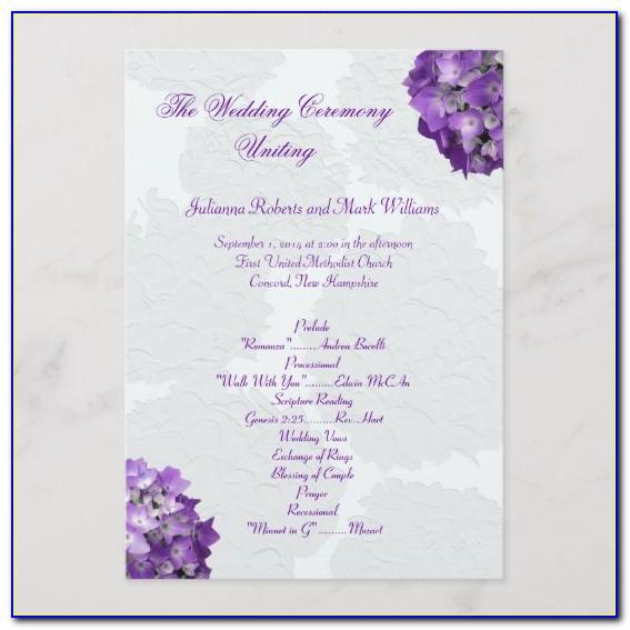 Purple Sweet 16 Party Invitation Template