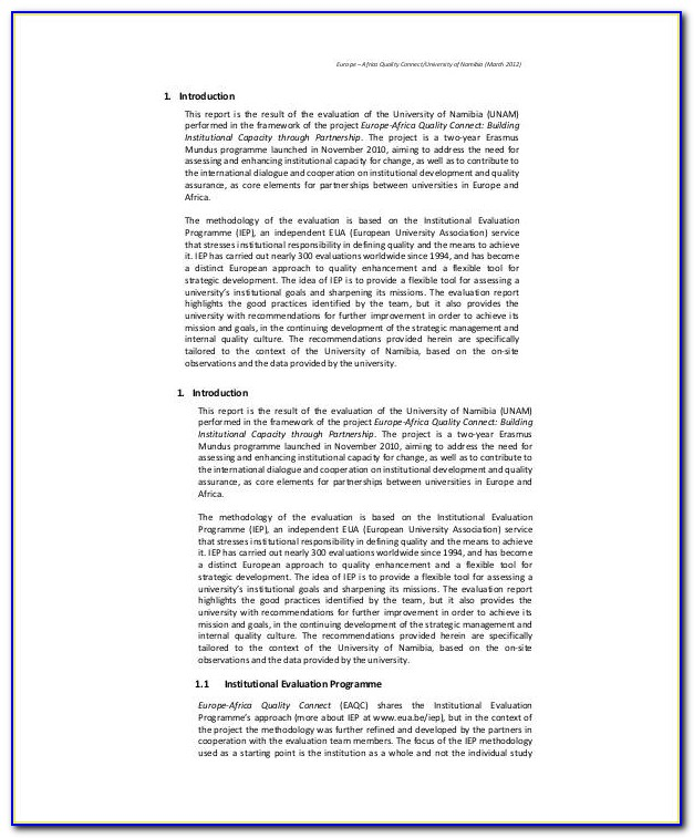 Qa Test Strategy Document