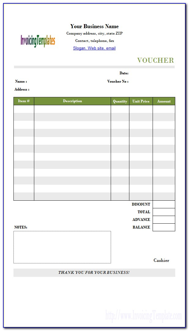 Quickbooks Check Printing Template