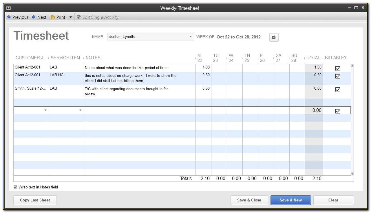 Quickbooks Enterprise Report Templates