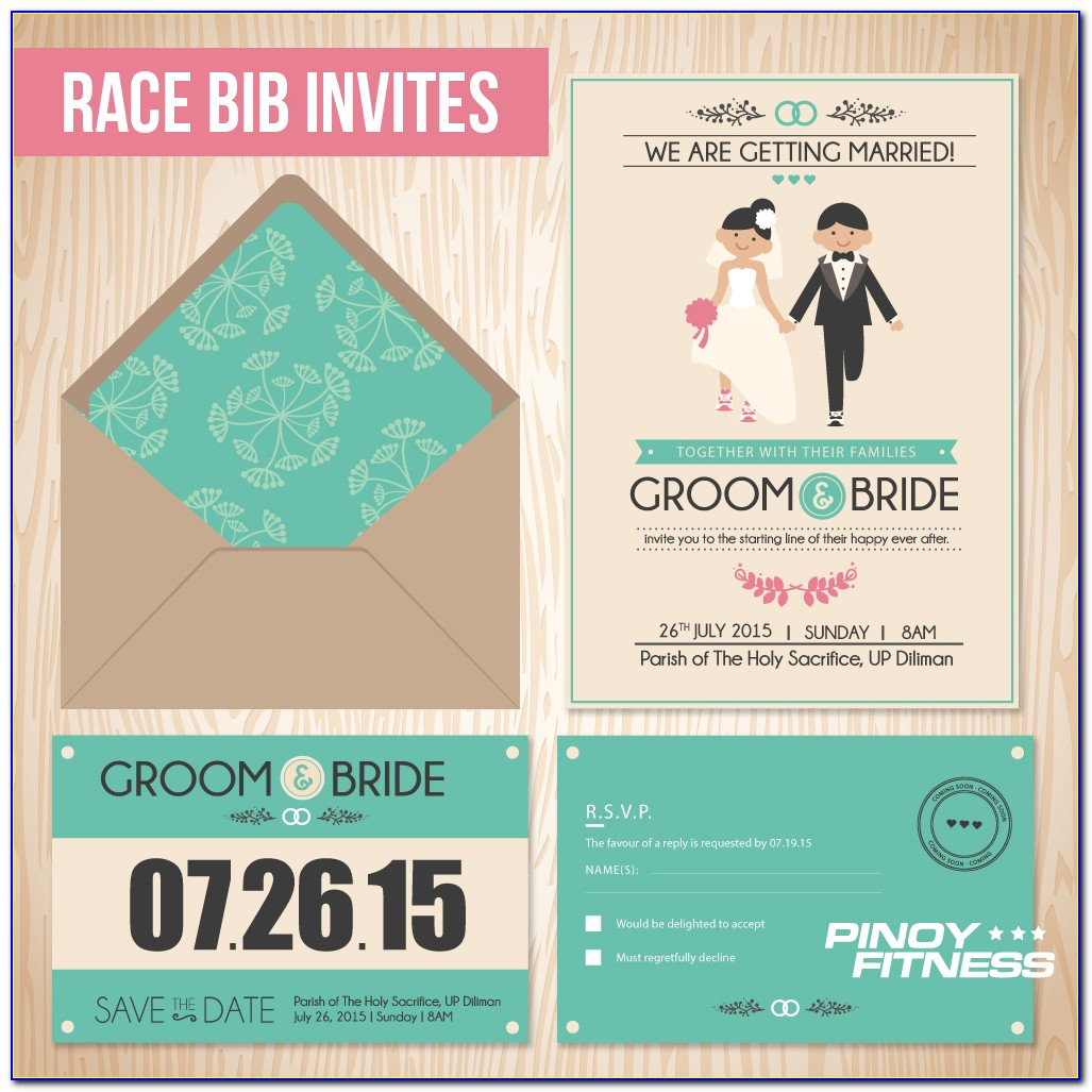 Race Bib Template Download