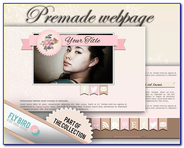 Ready Made Web Templates