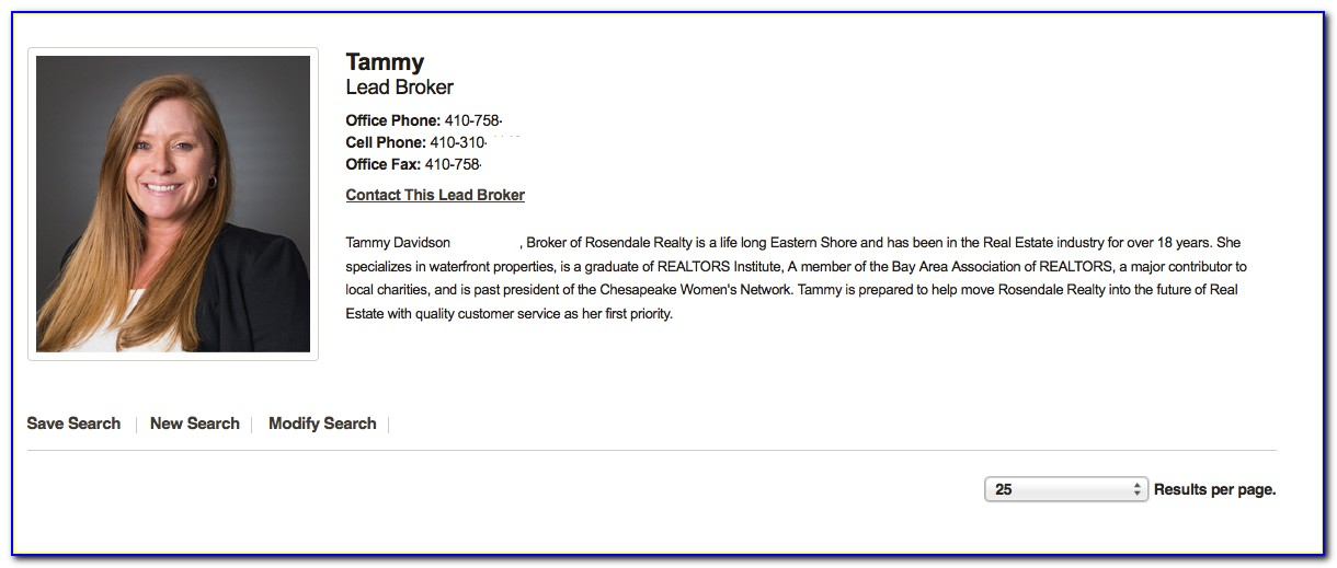 Real Estate Agent Brochure Template Free