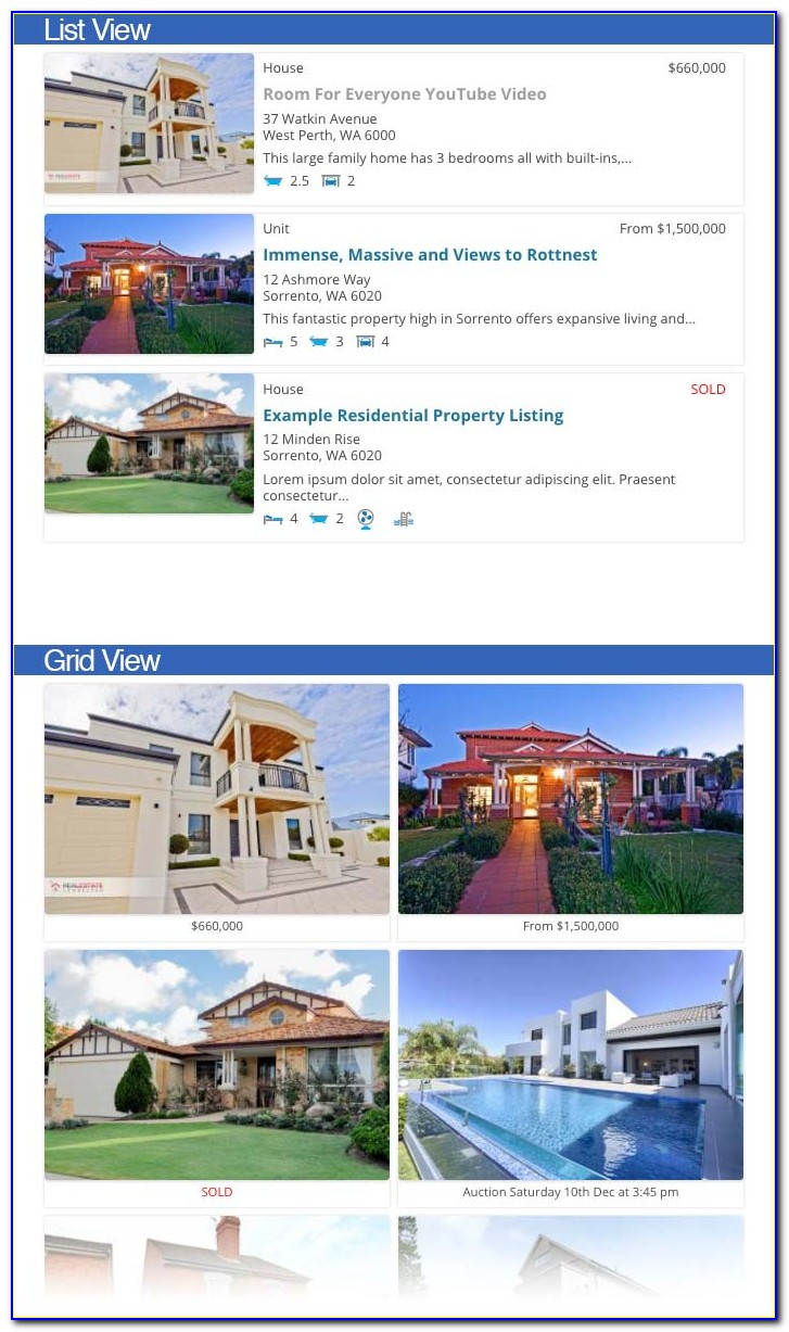 Real Estate Agents Templates Free Download