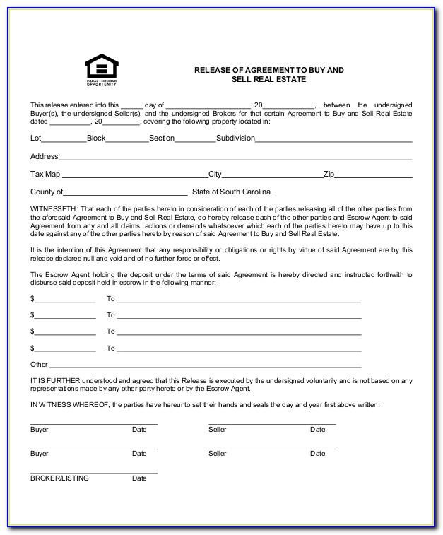 Real Estate Contract Forms Florida