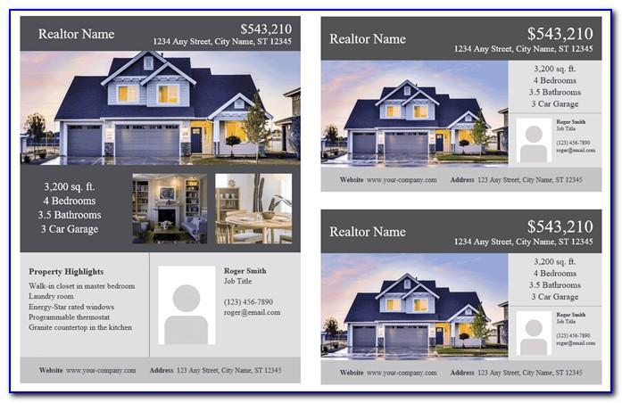 Real Estate Flyer Samples Free